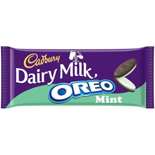 Cadbury Dairy Milk Oreo Mint