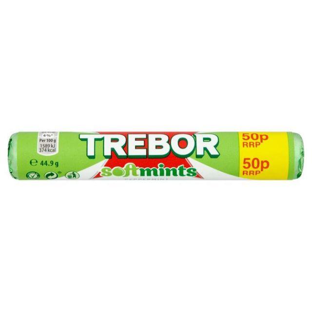 Trebor Soft Mints