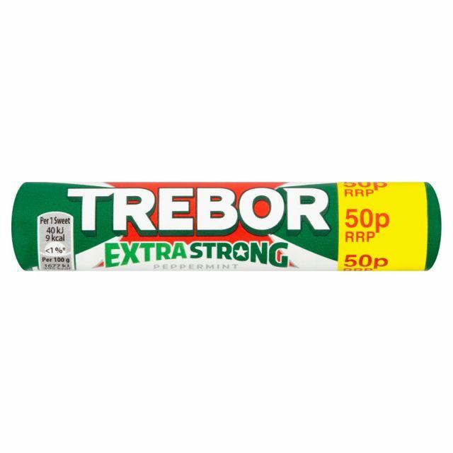 Trebor Extra Strong