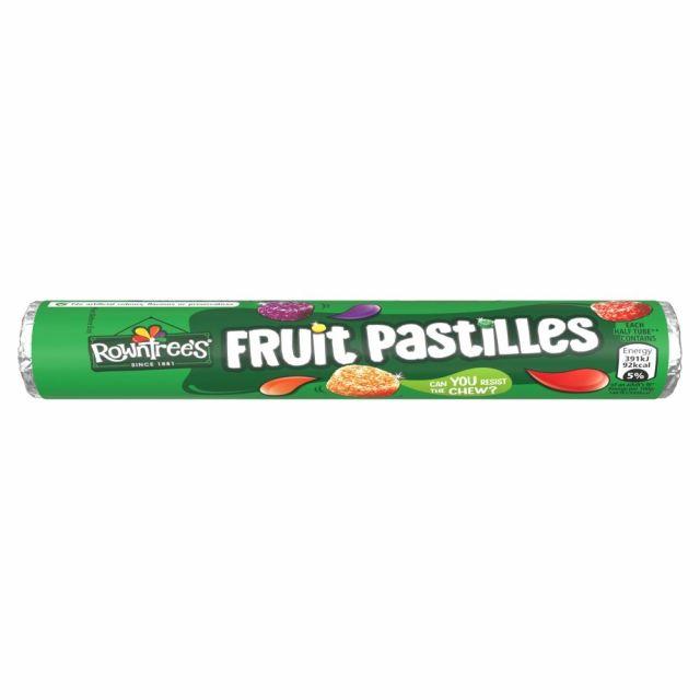 Rowntrees Fruit Pastels