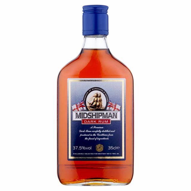 Rum Midshipman Dark 35cl