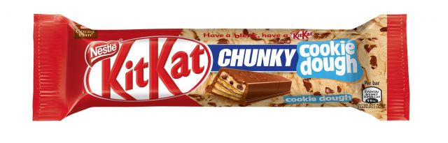 Nestle KitKat Chunky Cookie Dough