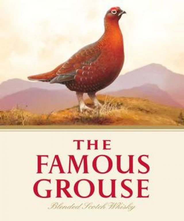 Whisky Famous Grouse 35cl