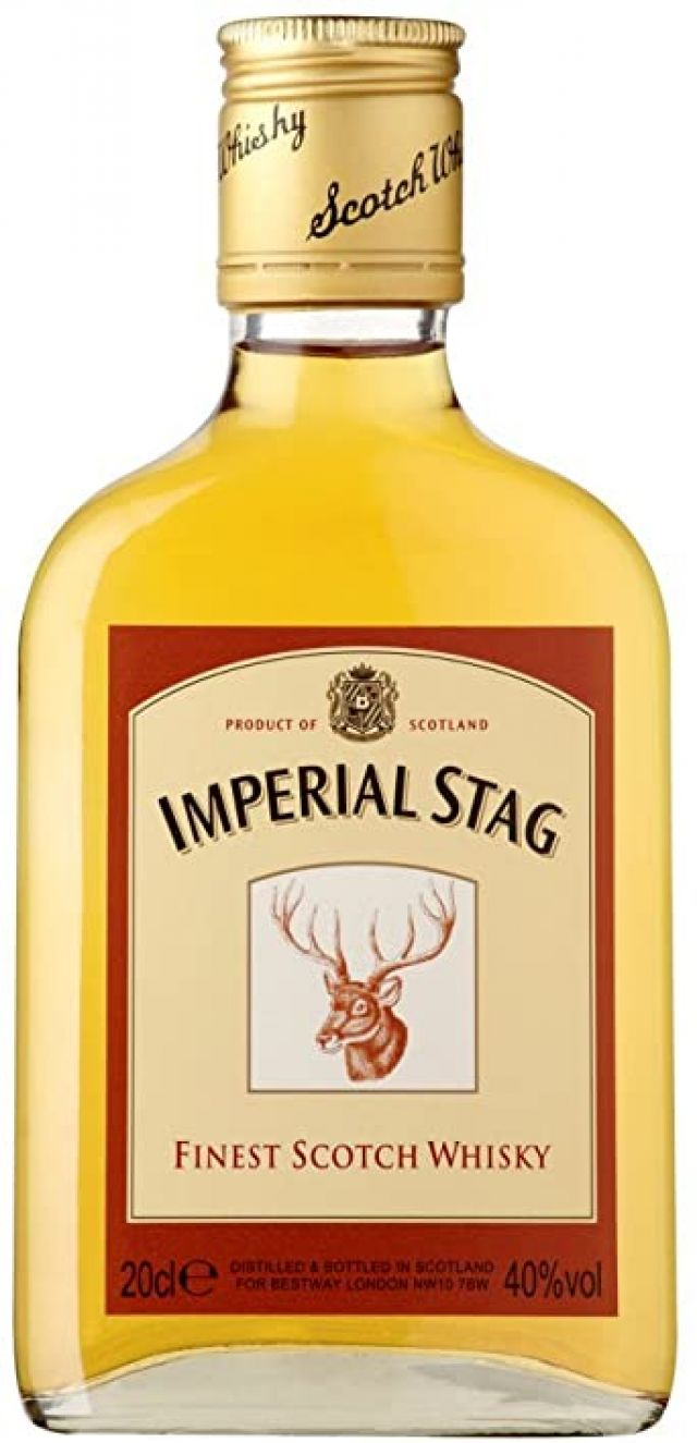 Whisky Imperial Stag 20cl