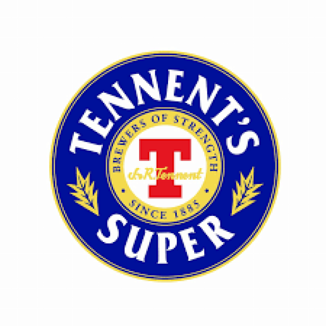 Tennents Super Beer 500ml Can