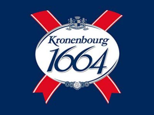 Kronenbourg 1664 Beer 500ml Can