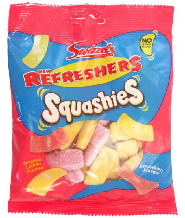 Swizzels Refreshers Squishes