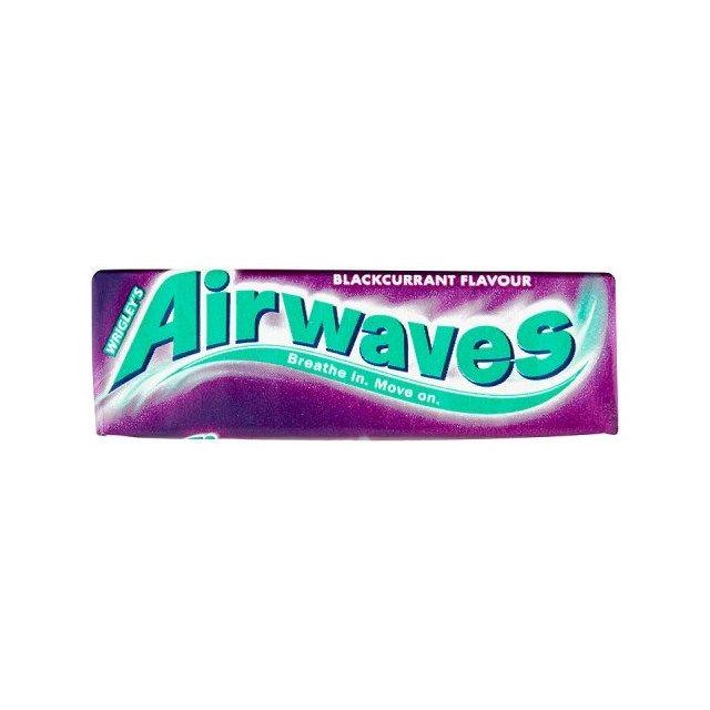 Wrigley's Airwaves Blackcurrant