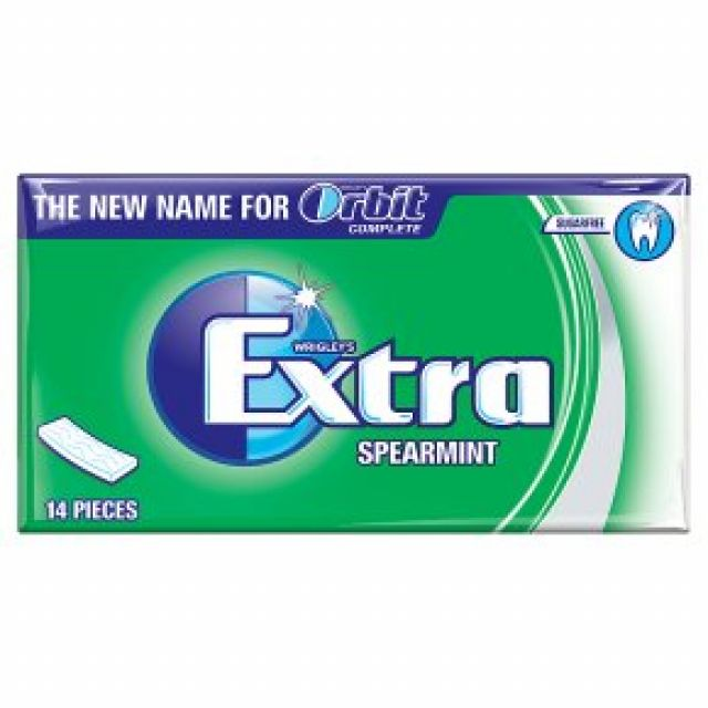Wrigley's Extra Spearmint