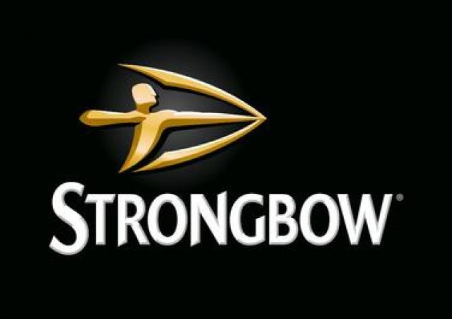 Strongbow Cider Dark Fruit 4 x Cans
