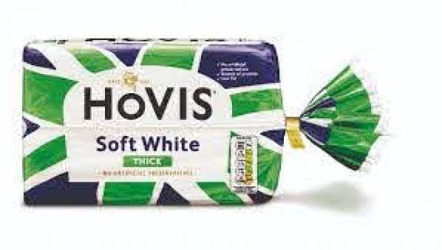 Hovis Soft White Thick