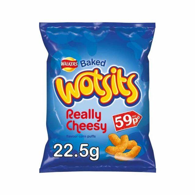 Walkers Baked Wotsits