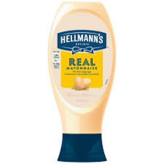 Hellmanns Mayonnaise 430ml Bottle