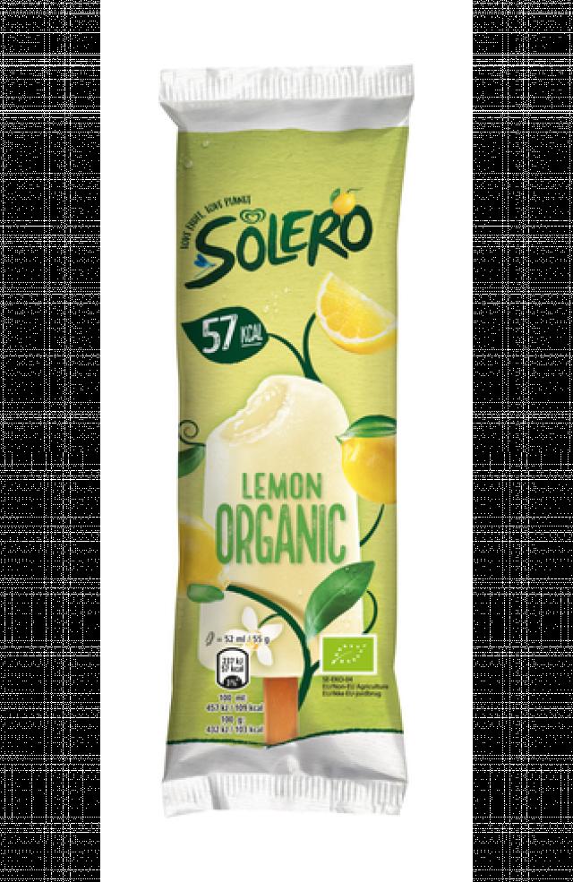 Solero Lemon Organic