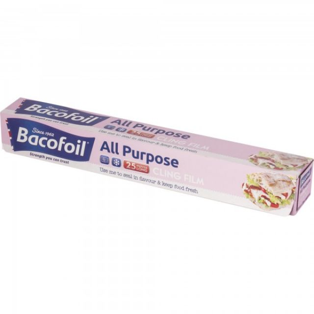 Bacofoil All Purpose Cling Film