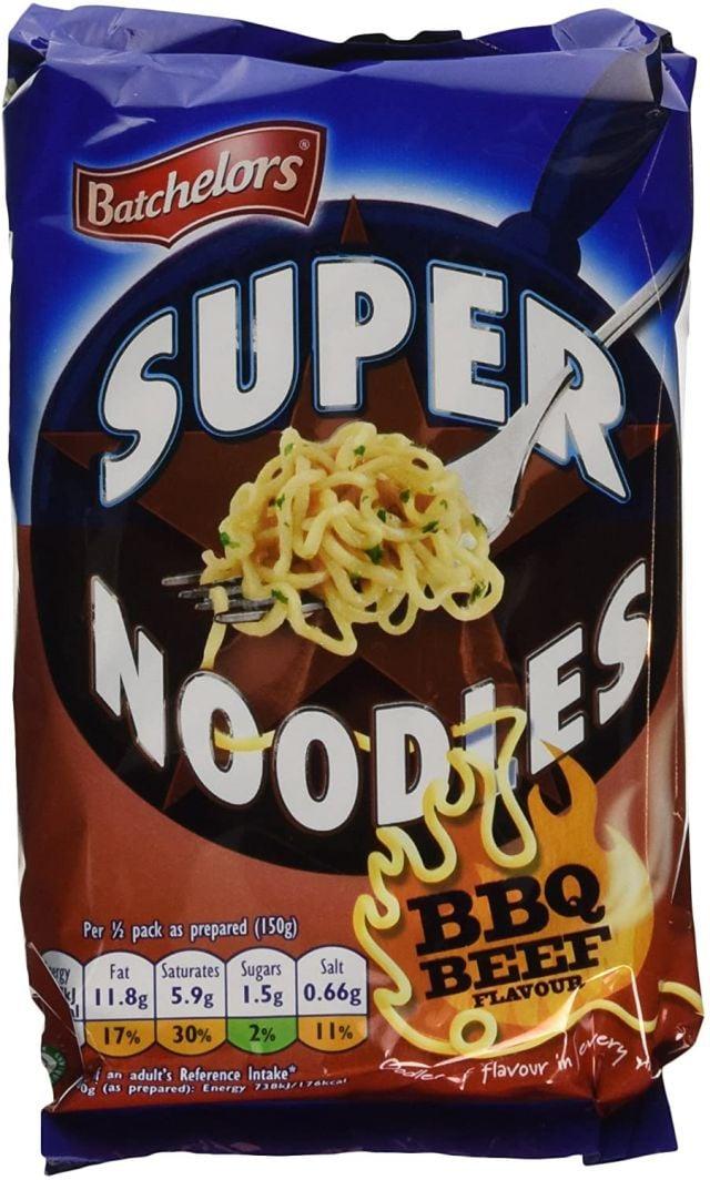 Batchelors Super Noodles BBQ Beef