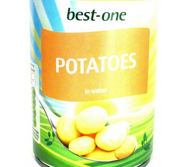Best-one Tin Potatoes