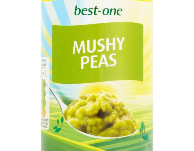 Best-one Mushy Peas