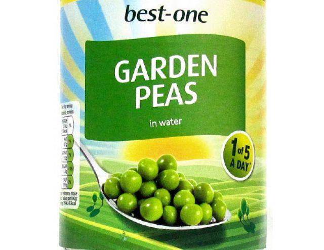 Best-one Tin Garden Peas