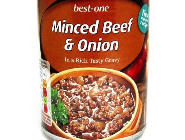Best-one minced Beef & Onion
