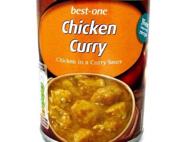 Best-one Chicken Curry