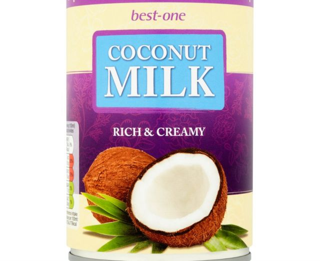 Best-one Tin Coconut Milk