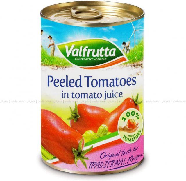 Valfrutta Tin Peeled Tomatoes