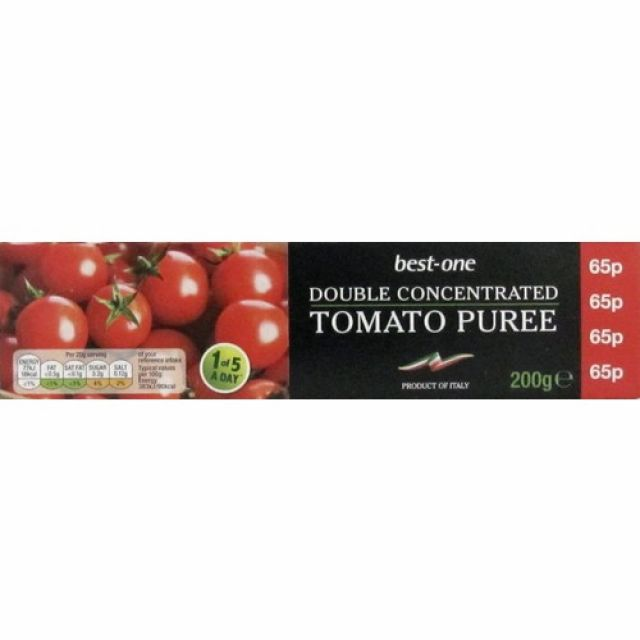 Best-one Tomato Puree