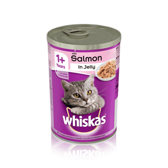 Whiskas Salmon In Jelly