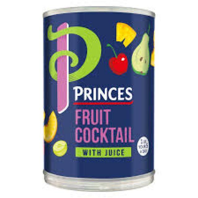 Princes Fruit Cocktail