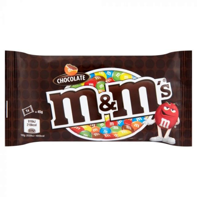 M&M's Chocolate Candy
