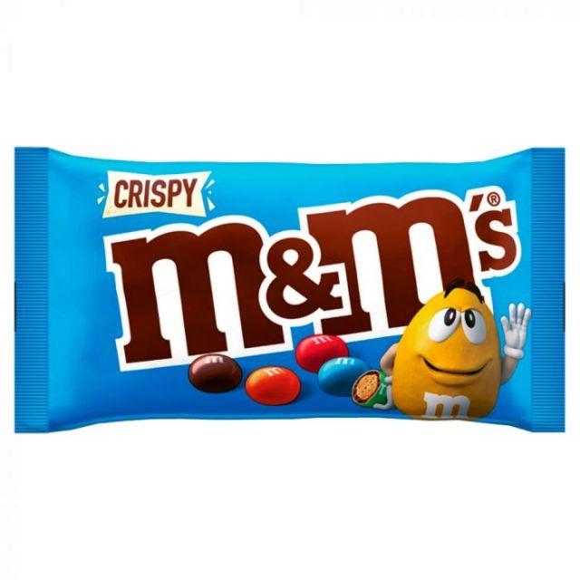 M&M's Crisp