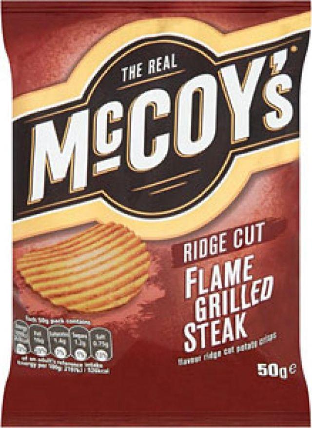 McCoy's Flame Grilled Steak