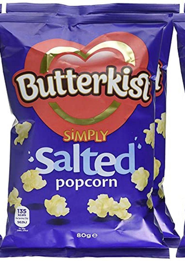 Butterkist Simply Salted Popcorn