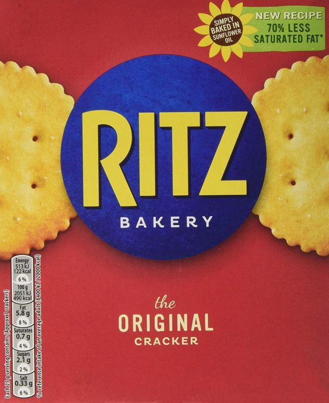 Ritz Bakery Crackers
