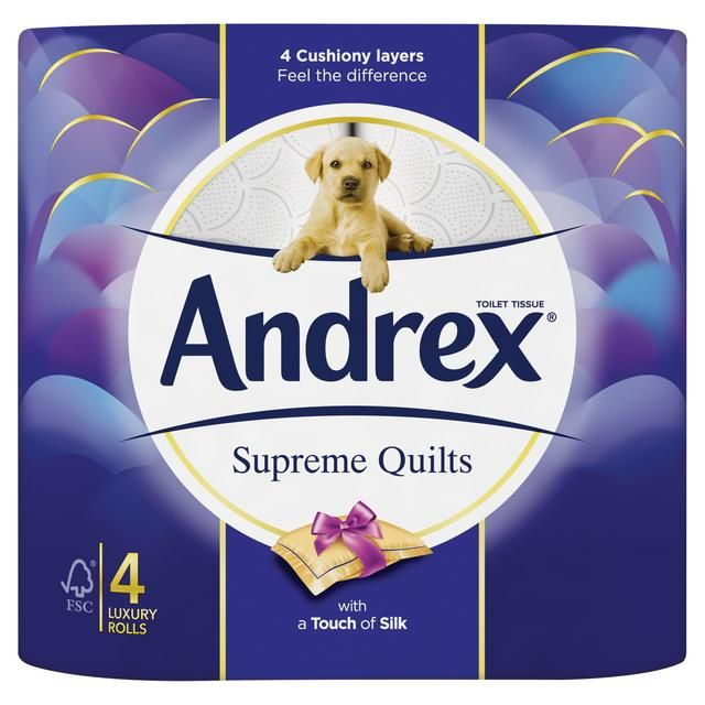 Andrex Supreme Quilts 4