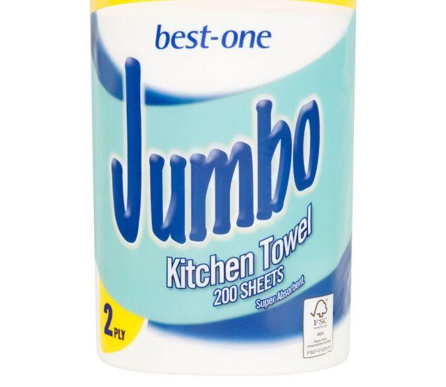 Best One Jumbo Kitchen Roll