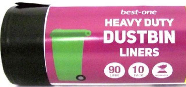 Best One Heavy Duty Dustbin Liners