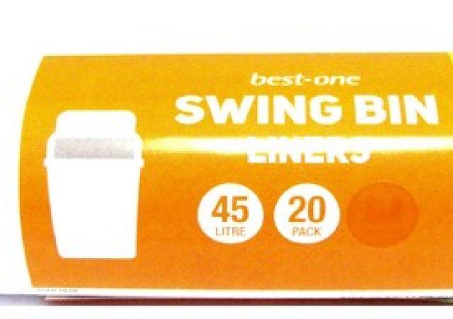 Best One Swing Bin Liners