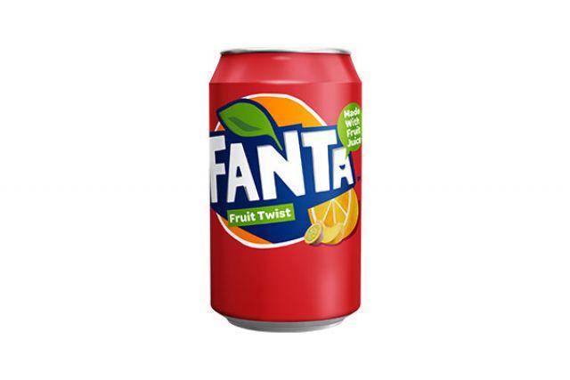 Fanta Fruit Twist Can
