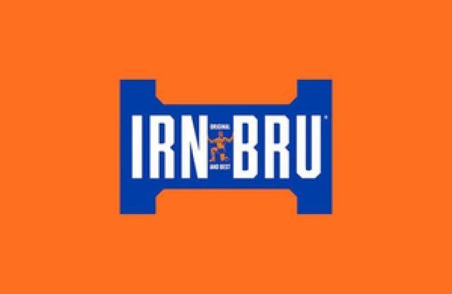 Iron Bru Can