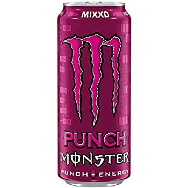 Monster Mixxd Punch