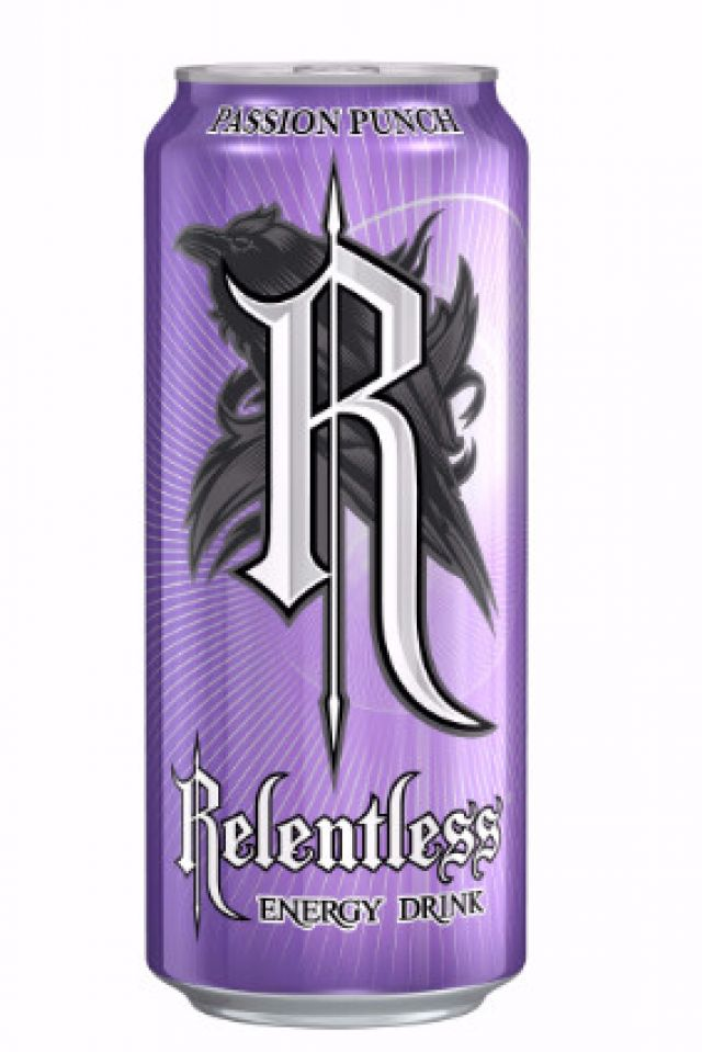 Relentless Passion Punch