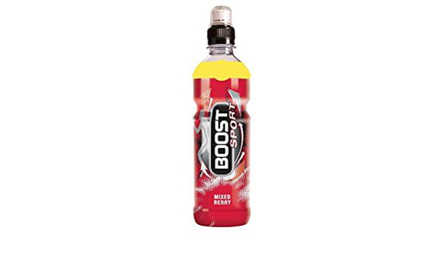 Boost Sport Mixed Berry 500ml