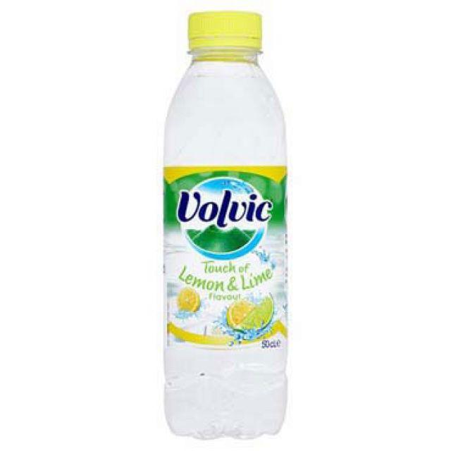 Volvic Lemon & Lime 500ml