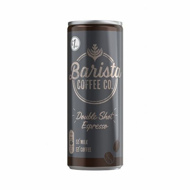 Barista Coffee Co. Double Shot Expresso 250ml