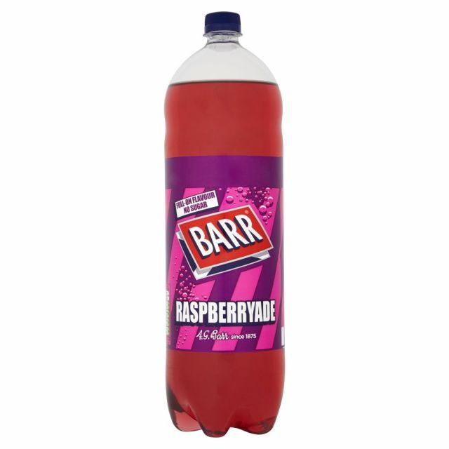 Barr Raspberryade 2l