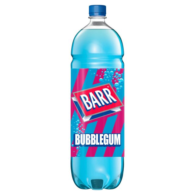 Barr Bubblegum 2l