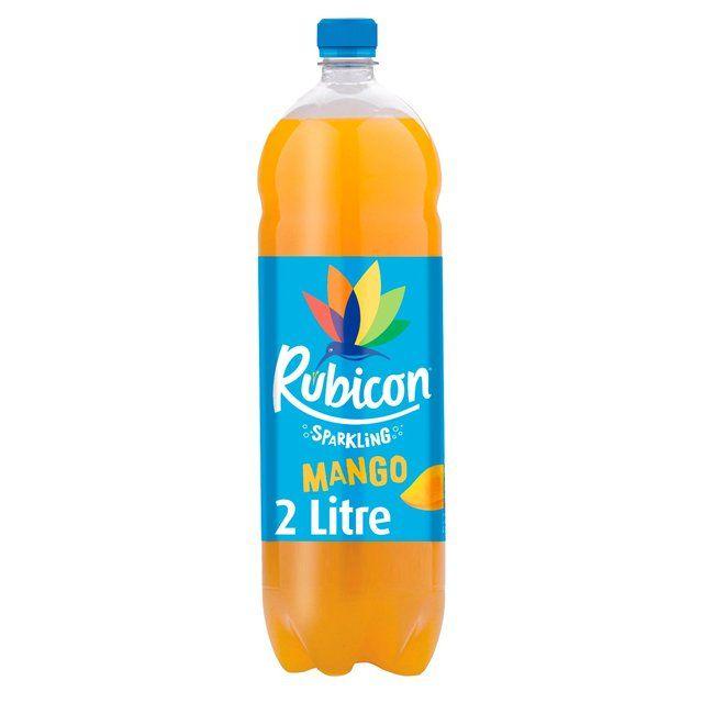 Rubicon Sparkling Mango 2l