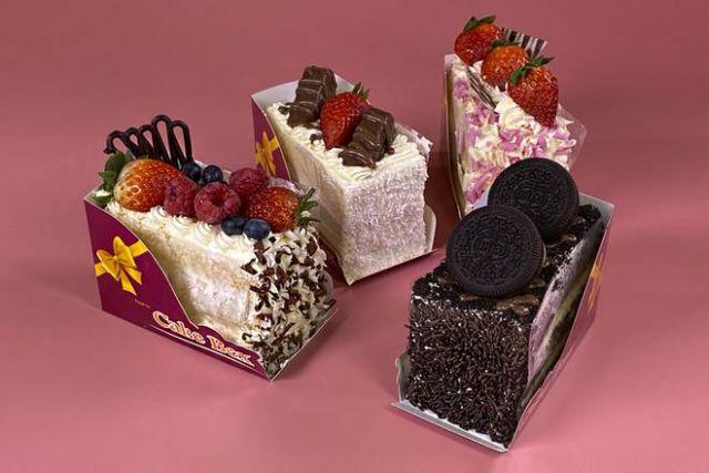 Box of 4 Slices